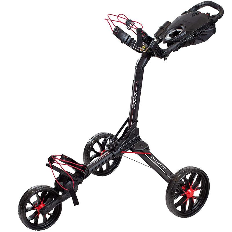 2019 Bag Boy Nitron Auto-Open Golf Push Cart
