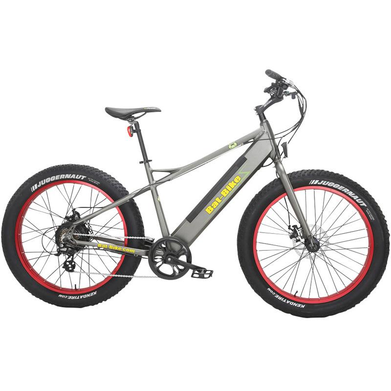 Metallic | Electric | Bicycle | Tire | Foot | Bike | Grey | Bat | Big
