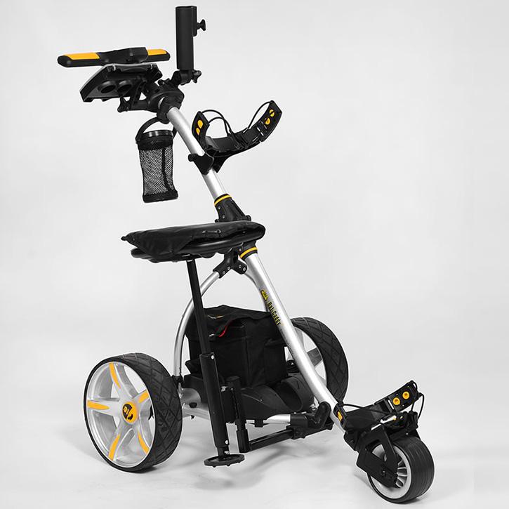 Bat-Caddy X3R Remote Control Cart w/ Free Accessory Kit