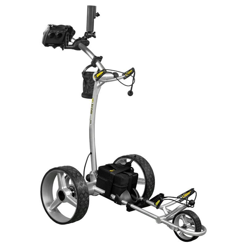 Bat-Caddy X4R Sport Lithium Remote Control Cart w/ Free Accessory Kit