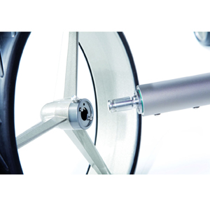 Drive Train Wheel Attachment
