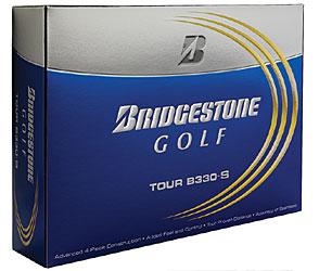 Bridgestone Tour B330-S (Dozen)