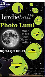 BirdieBall Night Light Series