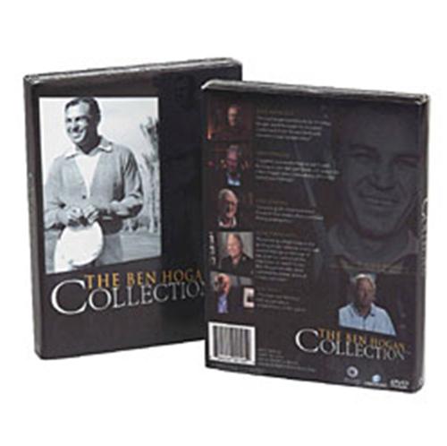 The Ben Hogan Collection DVD