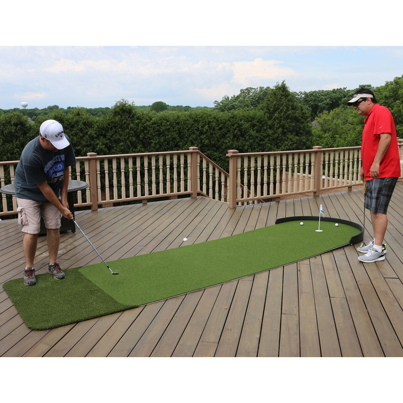Big Moss Commander Patio Series Putting & Chipping Green (3'x15')