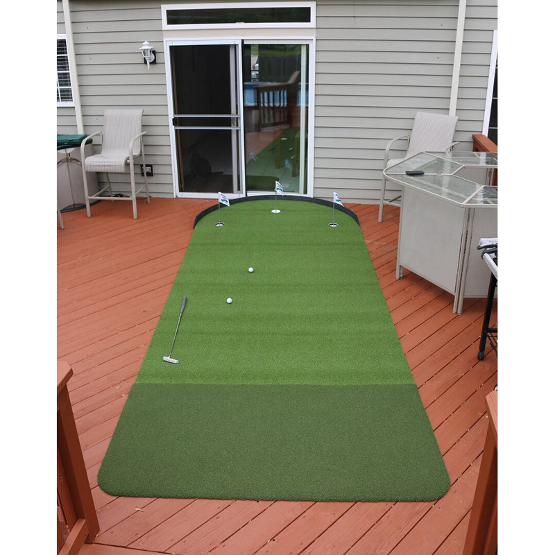 Big Moss Commander Patio Series Putting & Chipping Green (6'x15')
