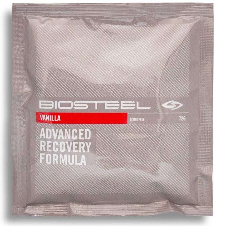 Bio Steel Advanced Recovery Formula - Vanilla (1 Packet)