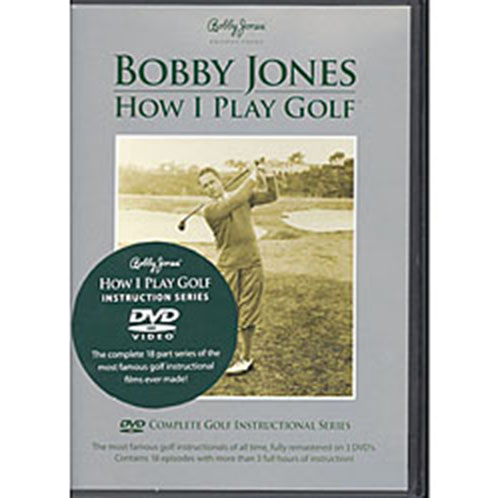 Bobby Jones: How I Play Golf