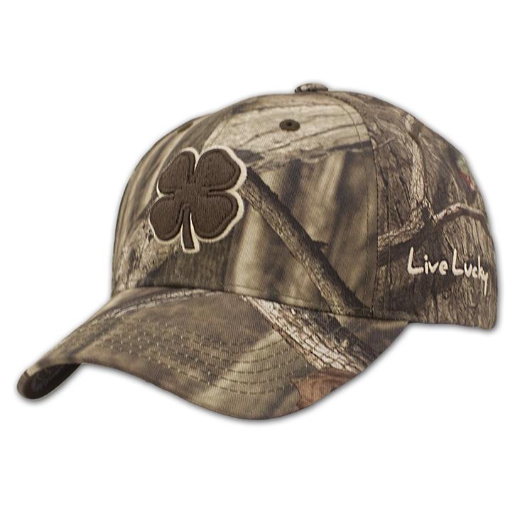 Black Clover Adjustable Hat - Hunt Lucky #8A