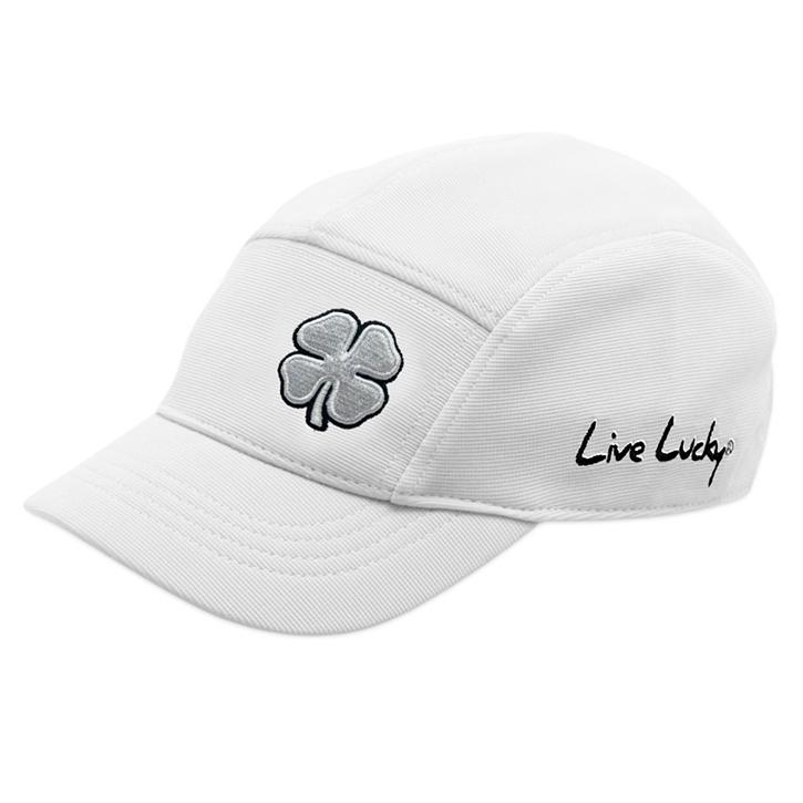 Black Clover Hat - Lucky Her White