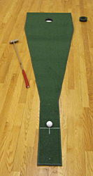 Big Moss Golf Pro Path EX Practice Green