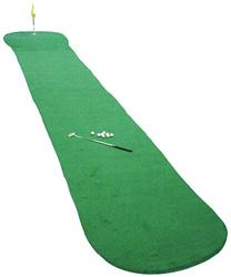 Big Moss Long Putt 30ft Golf Putting Green V2