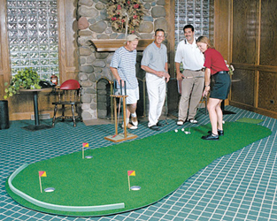 Big Moss Admiral 6x15 Putting Green
