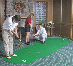 Big Moss General Golf Putting Green V2 - 6'x12'
