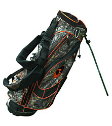 Boggy Golf Mossy Oak Stand Bag