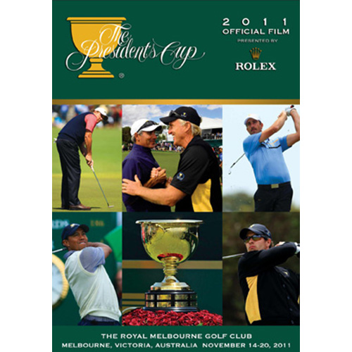 2011 Presidents Cup Official Highlights