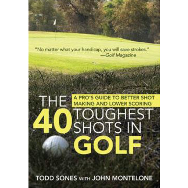 40 Toughest Shots in Golf