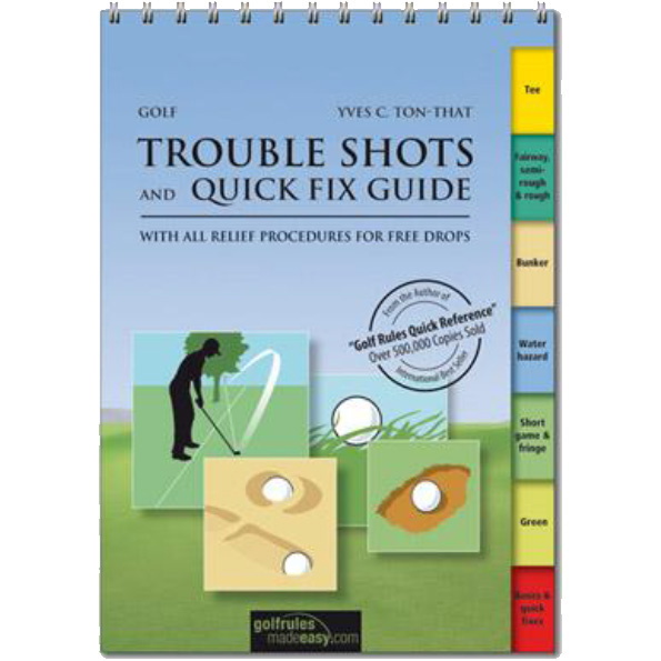 2012-2015 Golf Trouble Shots