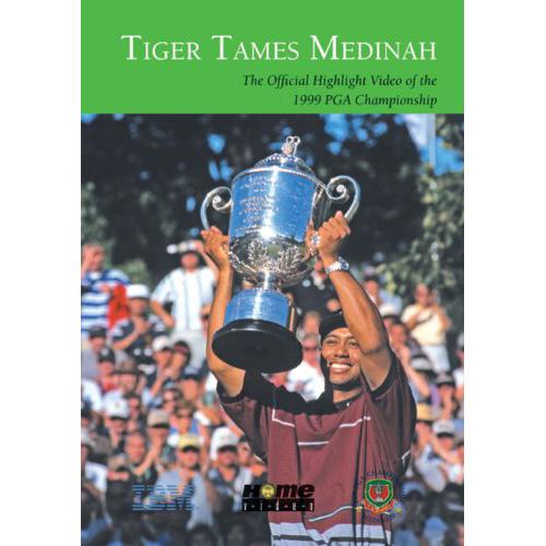 Tiger Tames Medinah 1999 PGA Championship