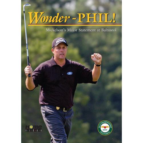 Wonder-PHIL! 2005 PGA Championship