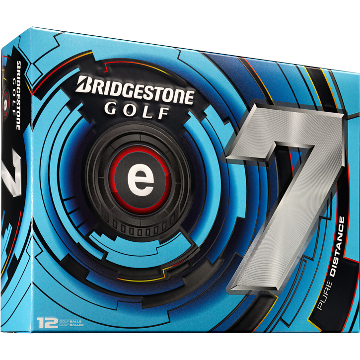Image of Bridgestone e7 Golf Balls (1 Dozen)