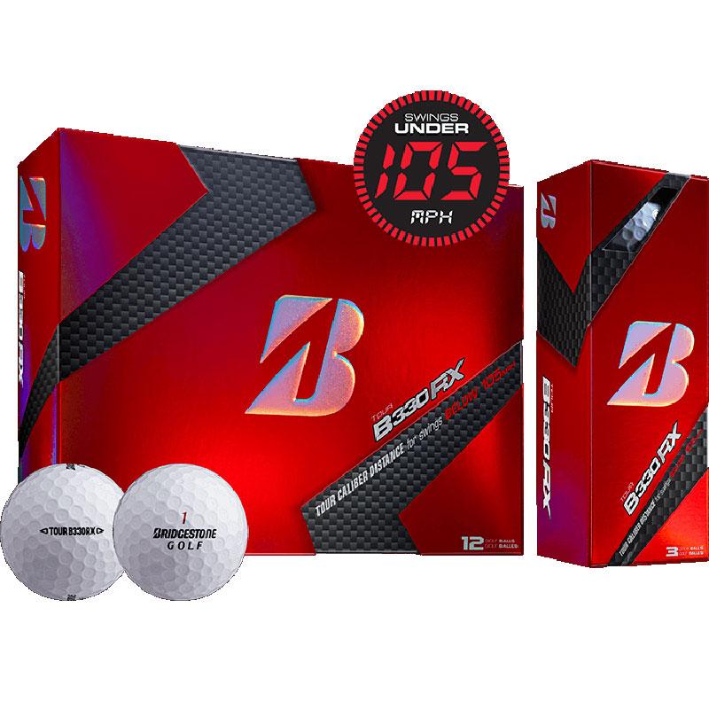 Bridgestone Tour B330 RX Golf Balls (1 Dozen)