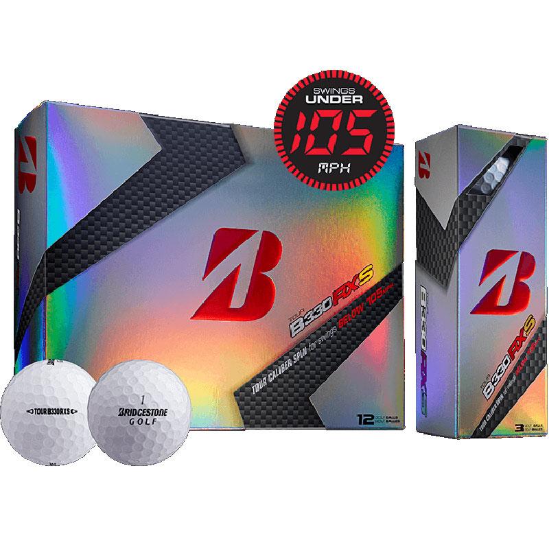 Bridgestone Tour B330 RXS Golf Balls (1 Dozen)