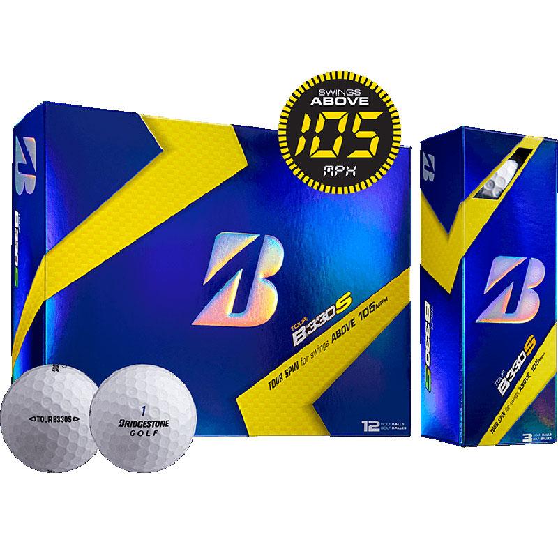 Bridgestone Tour B330 S Golf Balls (1 Dozen)