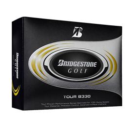 2011 Bridgestone Tour B330 Golf Balls (1 Dozen)