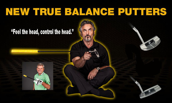 bridgestone true balance putter