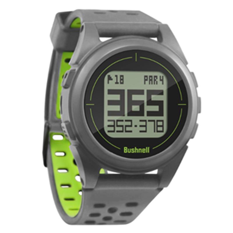 Bushnell Ion 2 GPS Golf Watch - Silver/Green