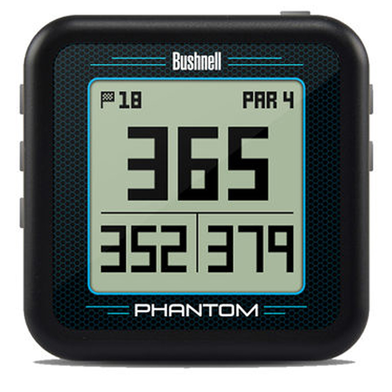 Bushnell Phantom Golf GPS - Black