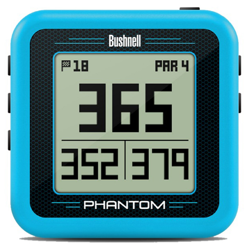Bushnell Phantom Golf GPS - Blue