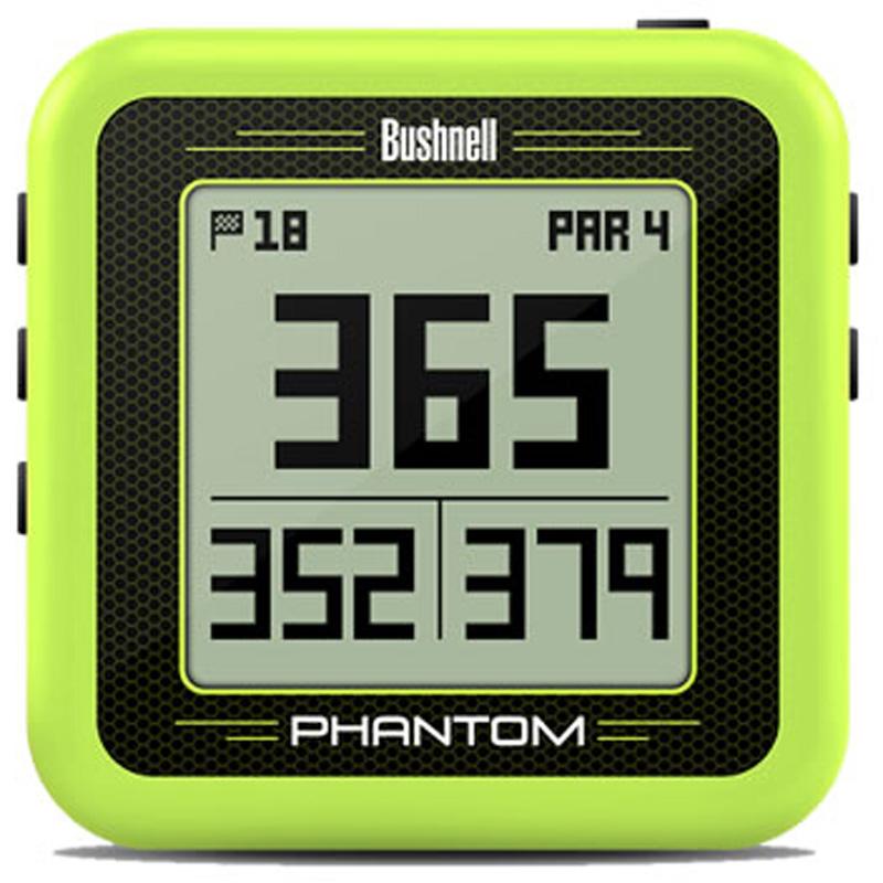 Bushnell Phantom Golf GPS - Green