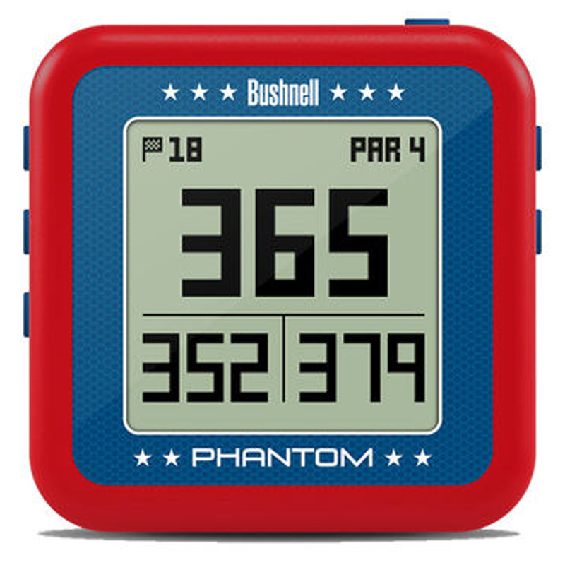Bushnell Phantom Golf GPS - Red