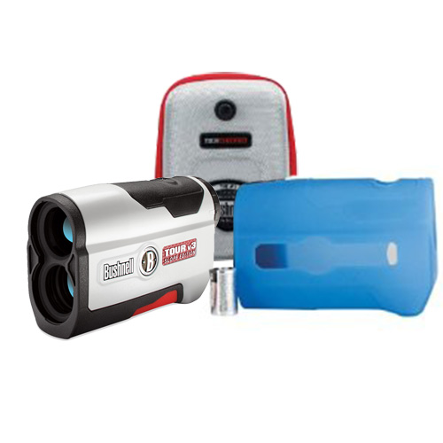 Bushnell Tour V Laser Rangefinder Patriot Pack Slope Edition