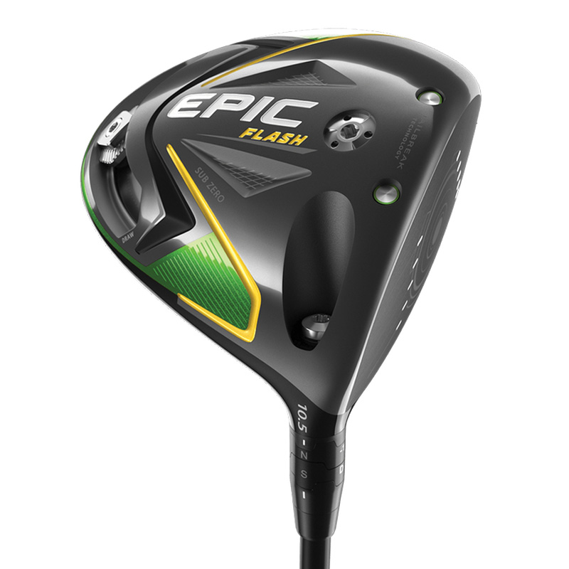 2019 Callaway Epic Flash Sub Zero Driver