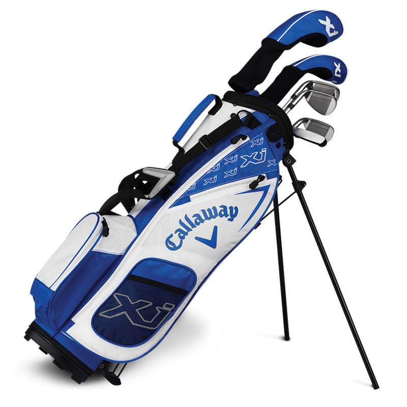 Callaway Junior XJ Golf Set - White