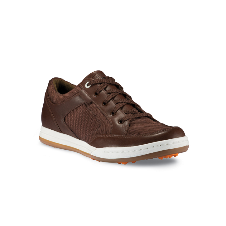 Image of Callaway 2013 Del Mar Tech Golf Shoes - Mens Bright Brown