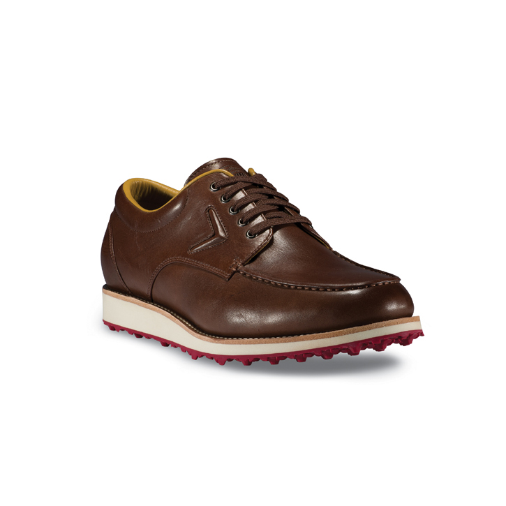 Callaway 2013 Master Staff Golf Shoes - Mens Brown Image