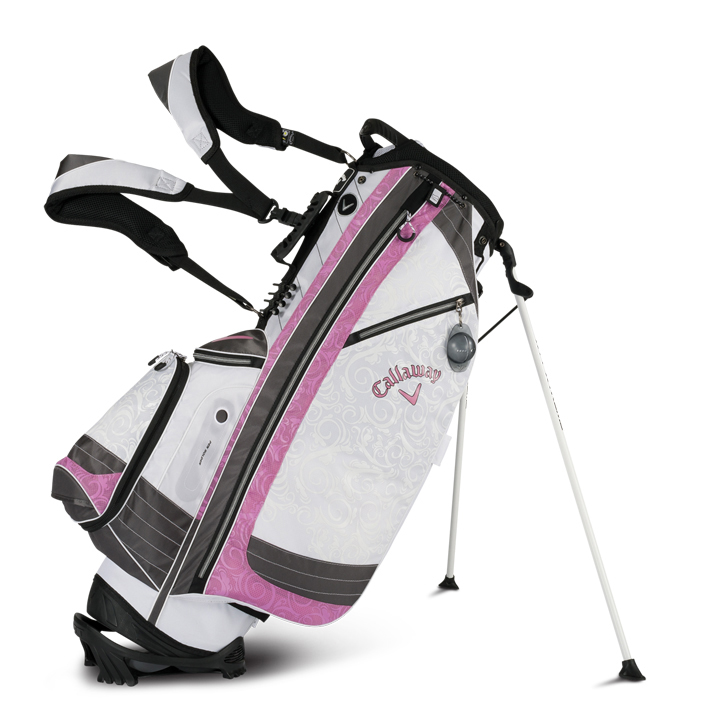 Callaway 2013 Solaire Stand Bag - Womens Image