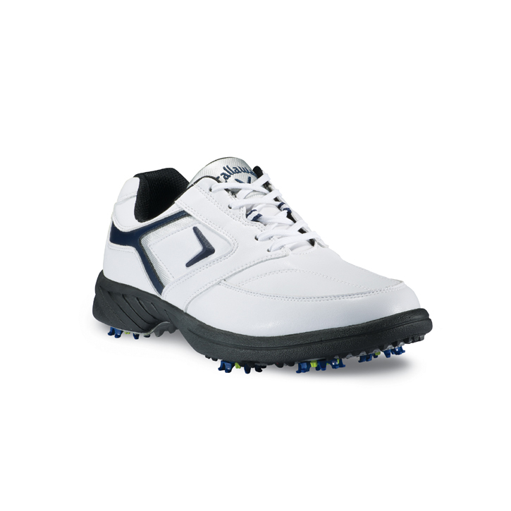 Callaway 2013 Sport Era Golf Shoes - Mens White/Silver/Navy
