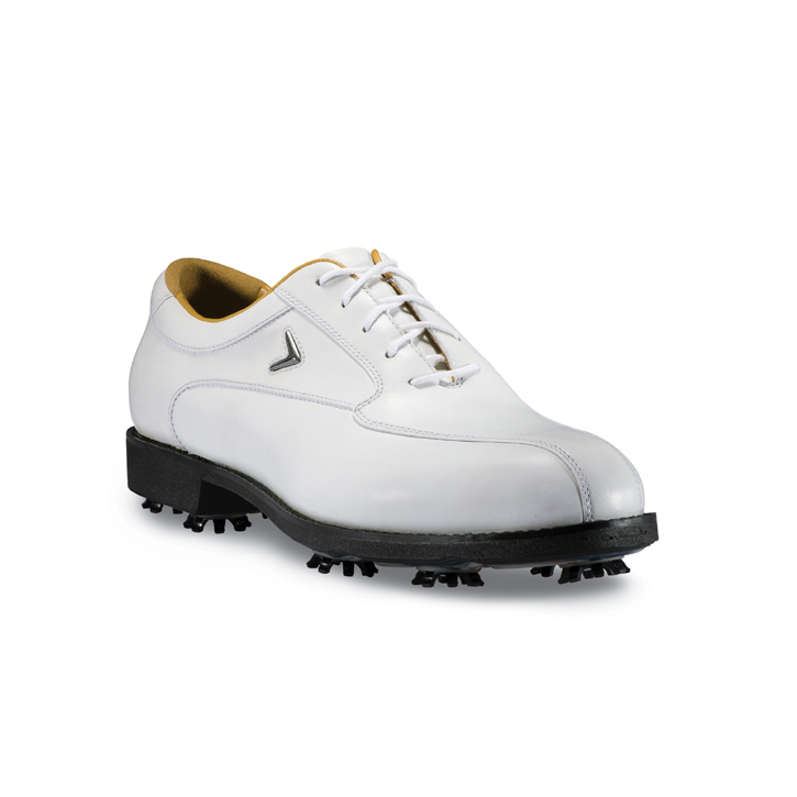 Image of Callaway 2013 Tour Staff Golf Shoes - Mens White