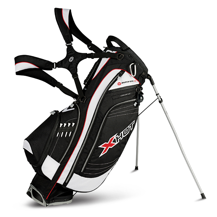 Callaway 2013 X-Hot 4.5 Stand Bag Image
