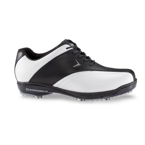Callaway 2012 Hyperbolic Womens Golf Shoe - White/Black