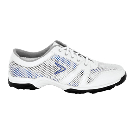 Callaway Solaire Golf Shoe - Womens White/Blue