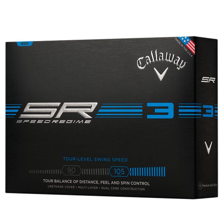 Callaway Speed Regime 3 Golf Balls (1 Dozen)