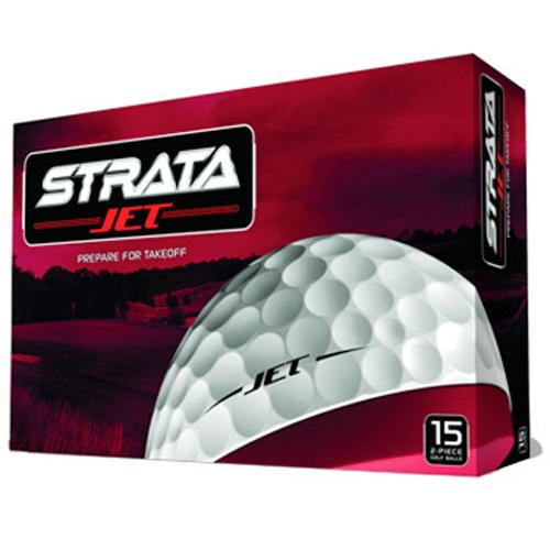 Callaway Strata Jet Golf Balls (15 Pack)