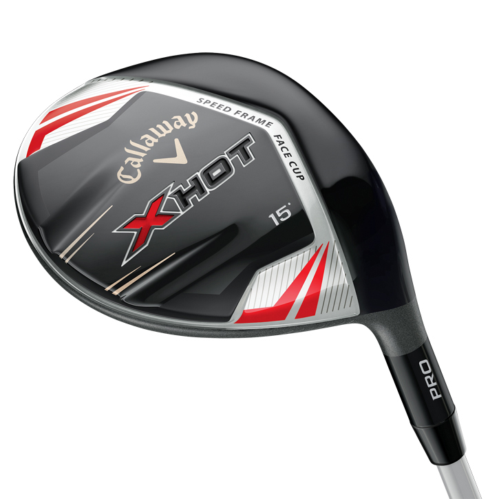 Image of Callaway X Hot Pro Fairway Wood