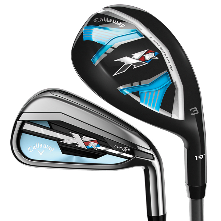 Callaway XR Combo Iron Set - Womens